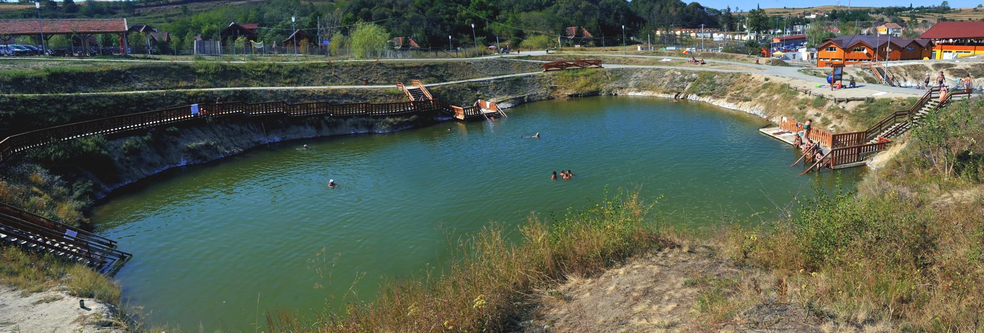 Viziteaza Lacurile de la Ocna Sibiului